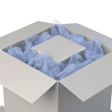 Light Duty Tissue Paper for Delicate Items