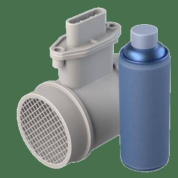 Mass Air Flow Sensor Cleaners