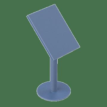 Pedestal Sign Holders