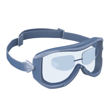 Prescription-Ready Goggles