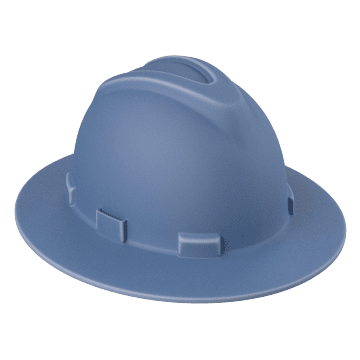 Hard Hats with Full Brim for UV Protection