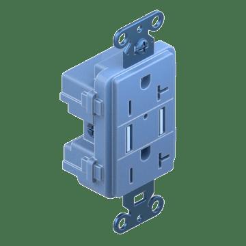 USB Charger Duplex