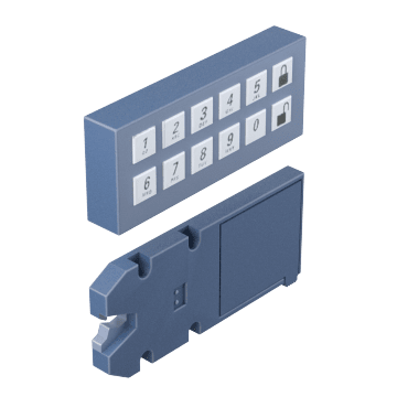 Keypad Cabinet Locks