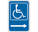 Accessible (Right Arrow)