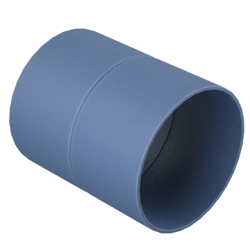 Couplings with Rolled Tube Stop