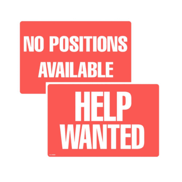 No Positions Available