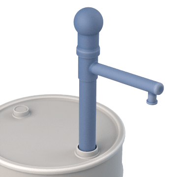 Chemical-Resistant Quick-Fill Pumps for Drums