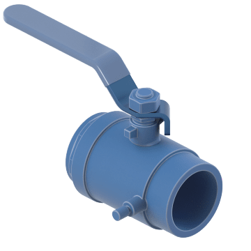 Gauge & Flow Meter Connectivity with Side Drain