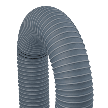 Puncture-Resistant Hose for Dust & Chips