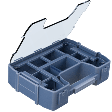 2 to 10 Compartments