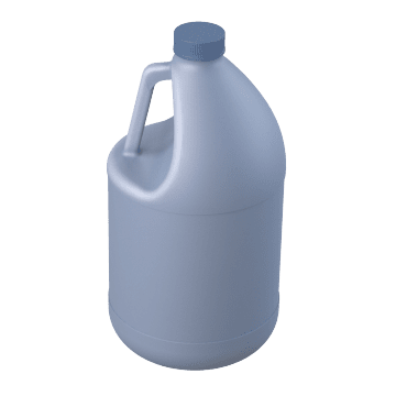 Round Jugs with Handle