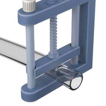 Hose & Tube Clamps for Flow Control