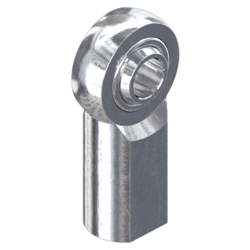 Corrosion-Resistant Stainless Steel with Self-Lubricating PTFE Race