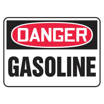 Danger Gasoline