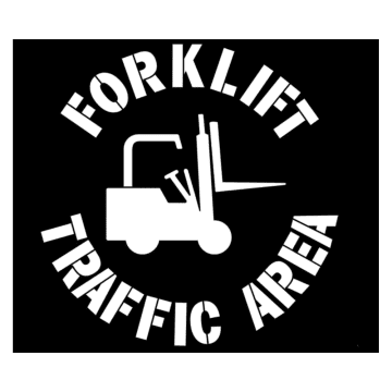 Forklift Traffic Area