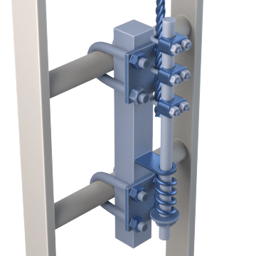 Ladder Lifeline Systems