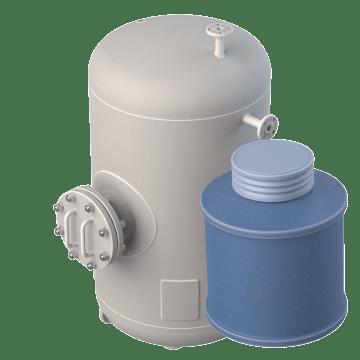 High Temperature & Chemical Resistant