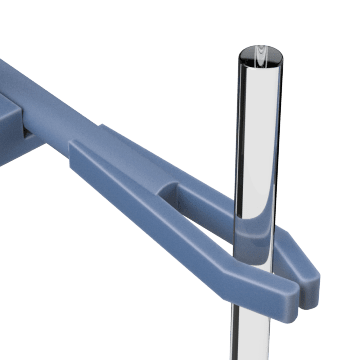 Clamps for Tubes & Thermometers